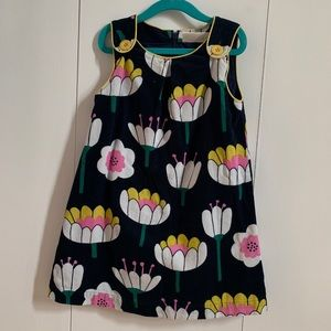 Mini Boden Dresses - Mini Boden girl floral dress 5-6y